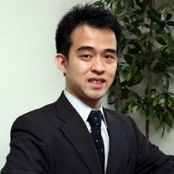 Portrait of Tomoyoshi Furukawa