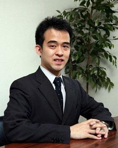 Portrait of Tomoyoshi Furukawa, bilingual lawyer